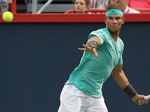 US Open day two: Rafael Nadal through as Thiem, Tsitsipas fall at first hurdle