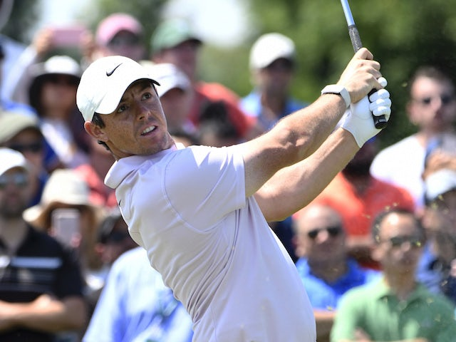 McIlroy in contention at The Northern Trust