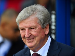 Roy Hodgson hoping Crystal Palace can maintain fine start against Spurs
