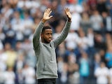 Tottenham Hotspur's new signing Ryan Sessegnon is presented before the match  on August 10, 2019
