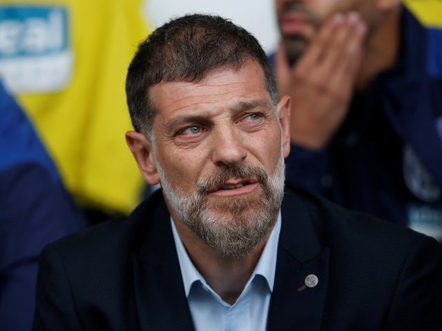 Slaven Bilic delighted with West Brom's second-half showing