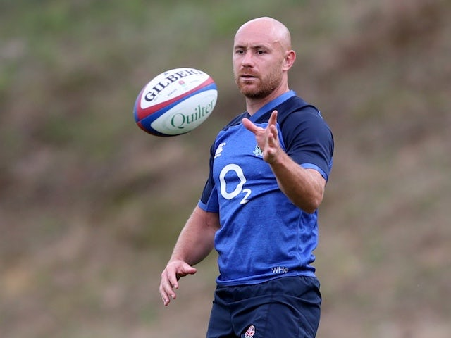 England will be without Willi Heinz against Italy due to leg injury