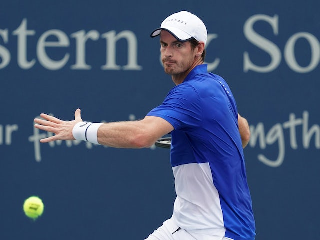 Andy Murray sees signs of progress in recovery after Matteo Berrettini win