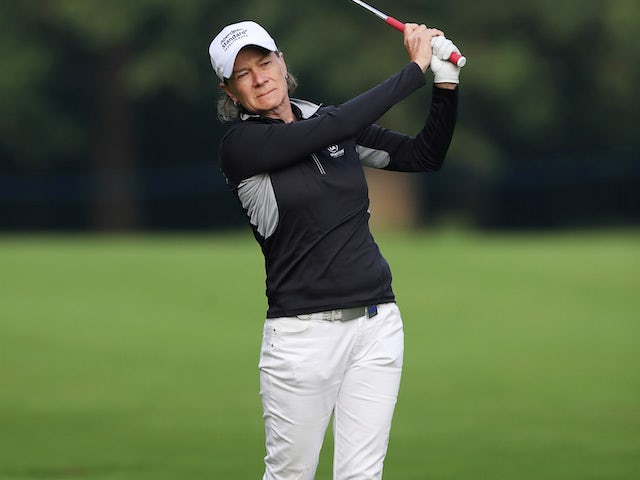 Catriona Matthew determined to lead Europe to first Solheim Cup win since 2013