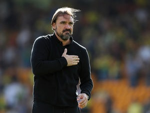 Norwich boss Daniel Farke plans changes for Crawley clash