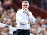Aston Villa manager Dean Smith pictured on August 17, 2019