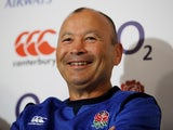 England head coach Eddie Jones during a press conference on August 16, 2019