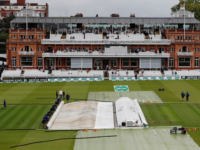 Rain delays start of second Ashes Test at Lord's