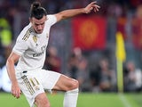 Gareth Bale in action for Real Madrid on August 11, 2019