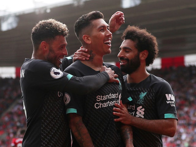 Five things we learned from the Premier League this weekend as Liverpool lead
