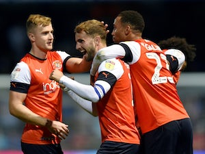 Luton ease to Carabao Cup win over Ipswich