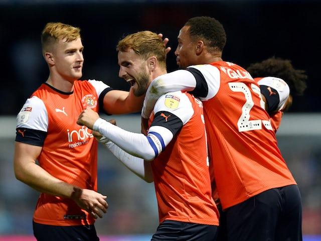 Result: Luton ease to Carabao Cup win over Ipswich