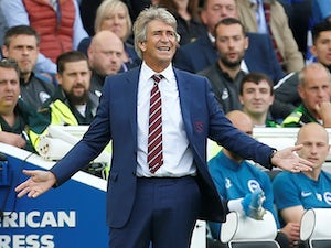 Manuel Pellegrini wary of Watford despite poor start to season