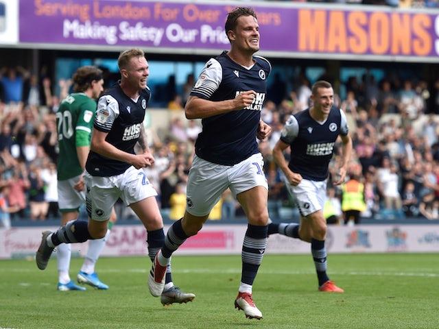 Result: Matt Smith comes off bench to score late winner for Millwall against Charlton