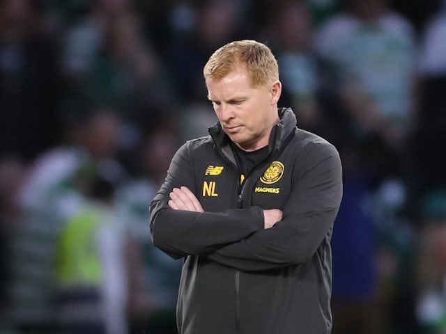 Lennon hails Bayo after double strike in Celtic victory