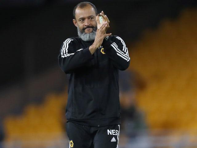 Nuno not fazed by added workload of Europa League