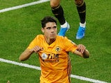 Pedro Neto pictured for Wolves on August 15, 2019