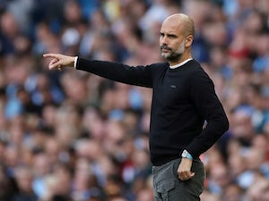 "Pep Guardiola admits he needs ""solution"" for centre-back crisis"