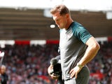 Southampton manager Ralph Hasenhuttl pictured on August 17, 2019