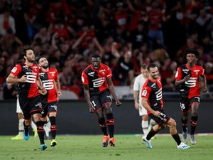 Rennes stun PSG again to hand champions early defeat