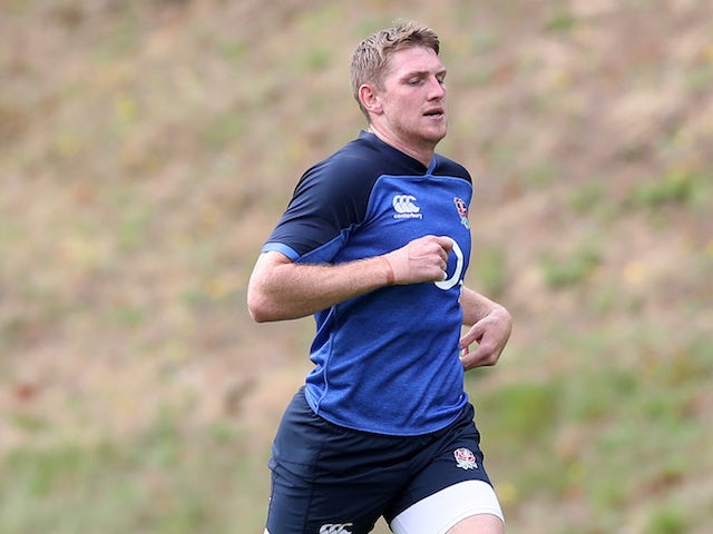 England confident of Ruaridh McConnochie fitness ahead of World Cup