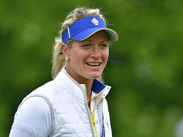 Suzann Pettersen given wild card spot at Solheim Cup