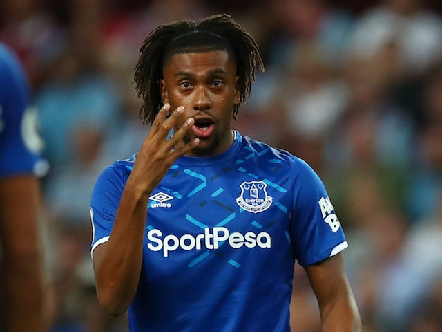 Team News: Iwobi a fitness doubt for Ancelotti's first game as Everton boss