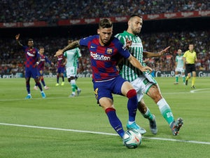 Live Commentary: Barcelona 5-2 Real Betis - as it happened