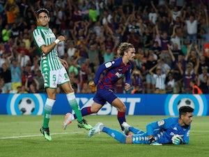 Griezmann nets brace in impressive Barcelona win