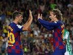 Barcelona team news: Injury, suspension list vs. Slavia Prague