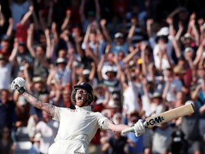 Ben Stokes: It's one of the two best feelings I've ever felt on a cricket pitch