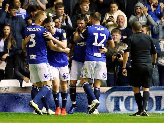 Result: Alvaro Gimenez scores debut goal as Birmingham beat Barnsley