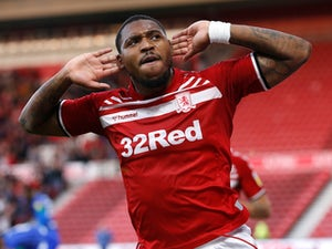 Britt Assombalonga scores twice for struggling Boro in QPR draw