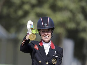 GB denied silver as Charlotte Dujardin eliminated for having blood on her horse