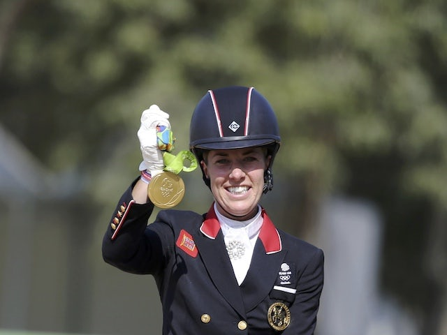 "Charlotte Dujardin ""devastated"" after European Championships elimination"