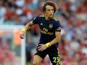 Arsenal defender Luiz confirms Benfica talks