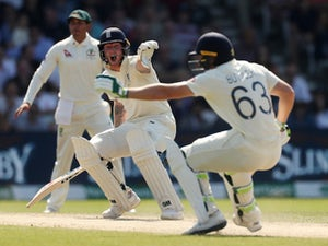 The Ashes third Test day four - England chasing historic victory