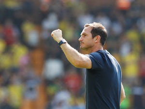 Chelsea boss Frank Lampard pictured on August 24, 2019