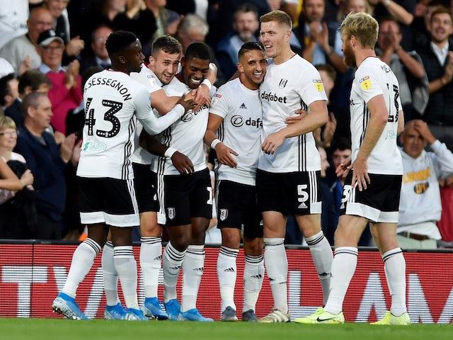 Result: Fulham thrash Millwall as Ivan Cavaleiro scores twice