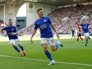 Harvey Barnes strike hands Leicester first win of season