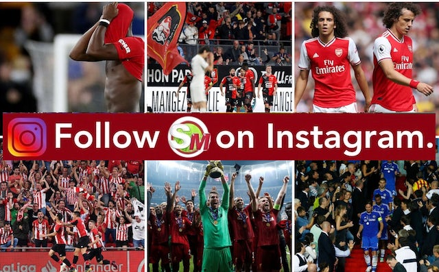 Instagram - Follow Sports Mole