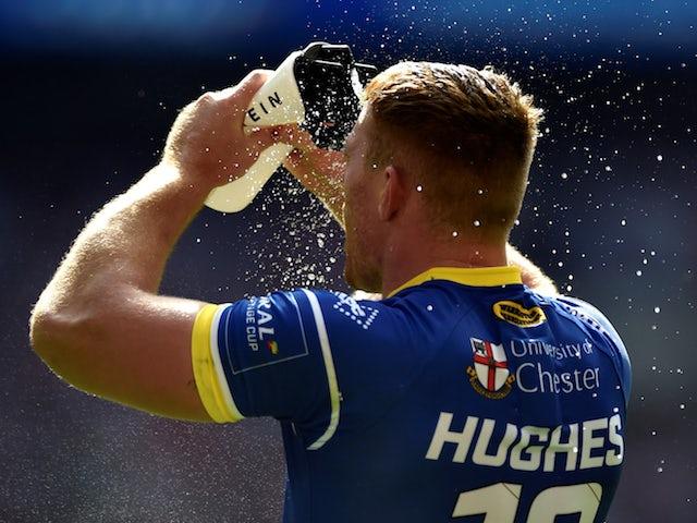 Jack Hughes unfazed to make Lions debut in unfamiliar centre role
