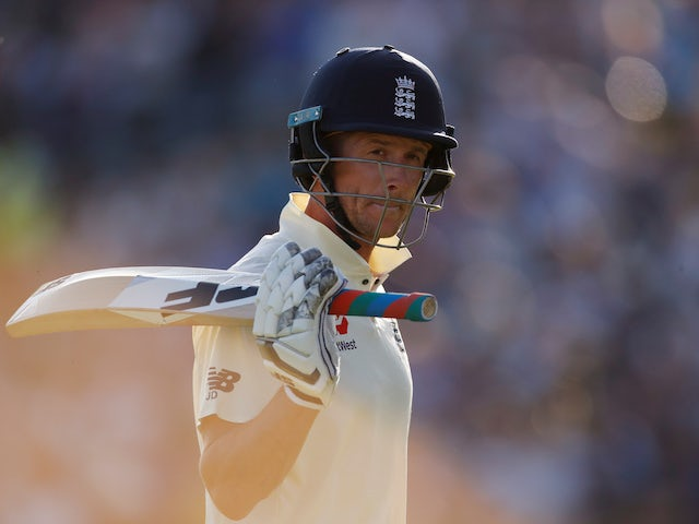 Joe Denly: 'England still in very good position to win'