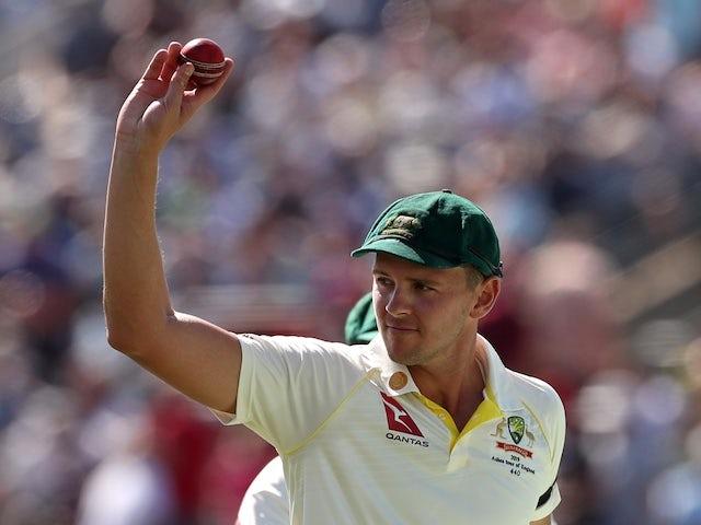 Josh Hazlewood confident of Australia Ashes glory with England on the brink