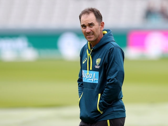 Justin Langer talks up value of behind-closed-doors cricket