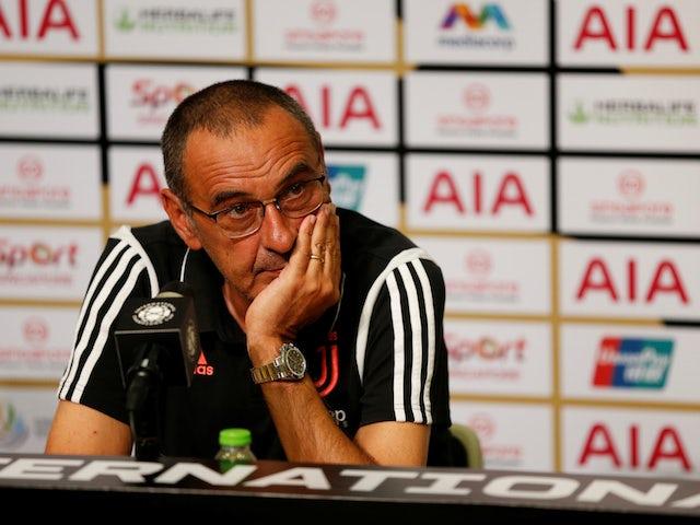 Juventus injury, suspension list vs. Parma