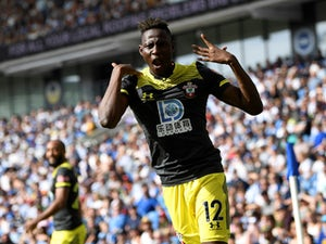 Djenepo scores stunner as Southampton down 10-man Brighton