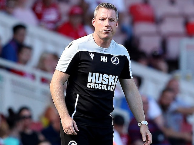 Neil Harris quits as Millwall manager