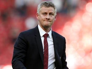 Manchester United boss Ole Gunnar Solskjaer pictured on August 24, 2019