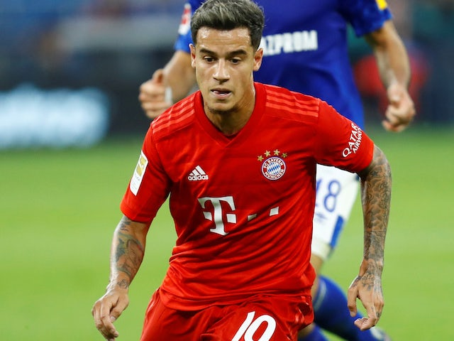 Klopp 'rejects chance to re-sign Coutinho'